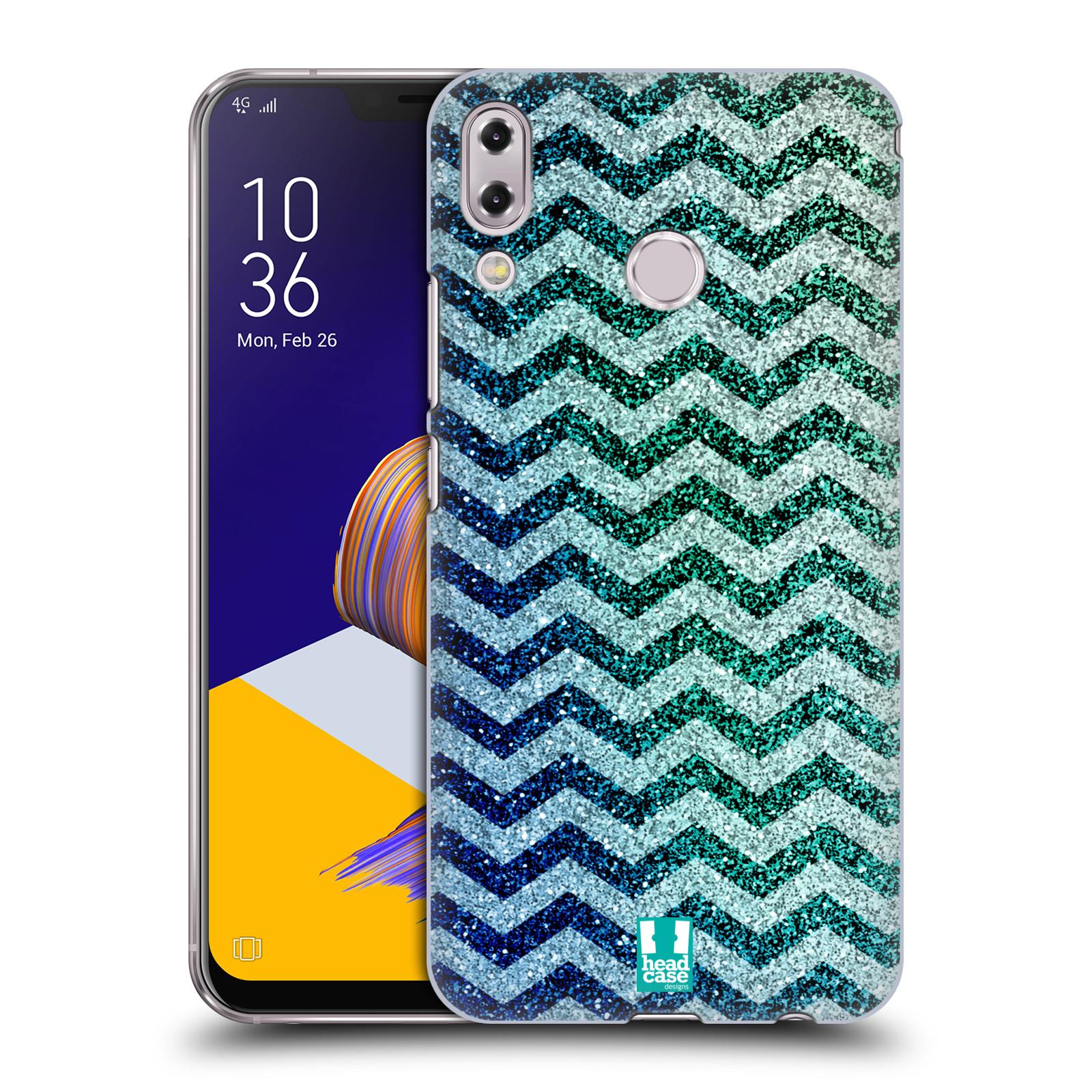 Plastové pouzdro na mobil Asus Zenfone 5z ZS620KL - Head Case - MIX CHEVRON (Plastový kryt či obal na mobilní telefon Asus Zenfone 5z (ZS620KL) s motivem MIX CHEVRON)