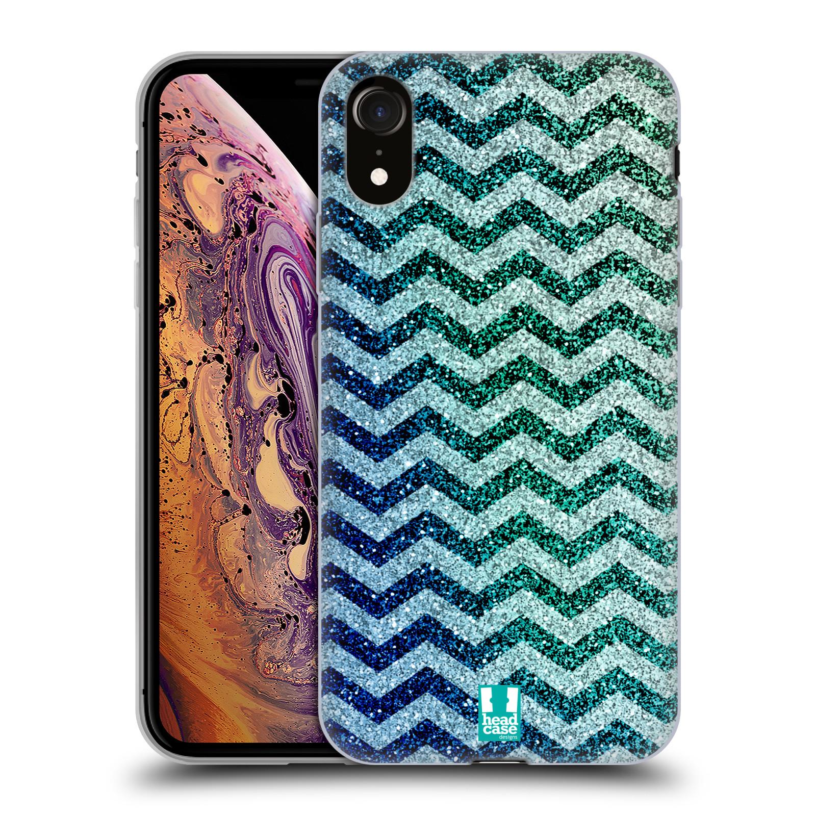 Silikonové pouzdro na mobil Apple iPhone XR - Head Case - MIX CHEVRON