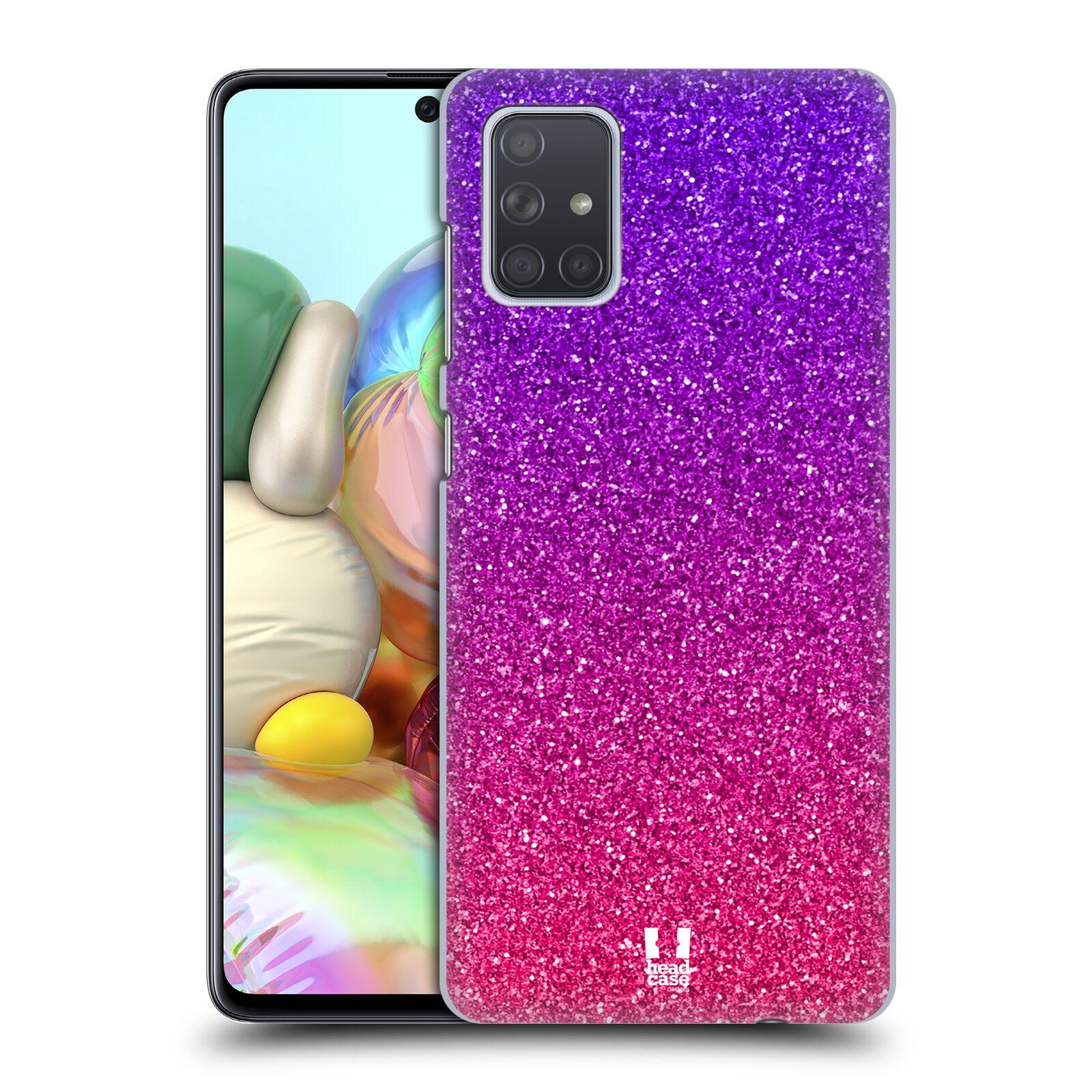 Plastové pouzdro na mobil Samsung Galaxy A71 - Head Case - Mix Pink