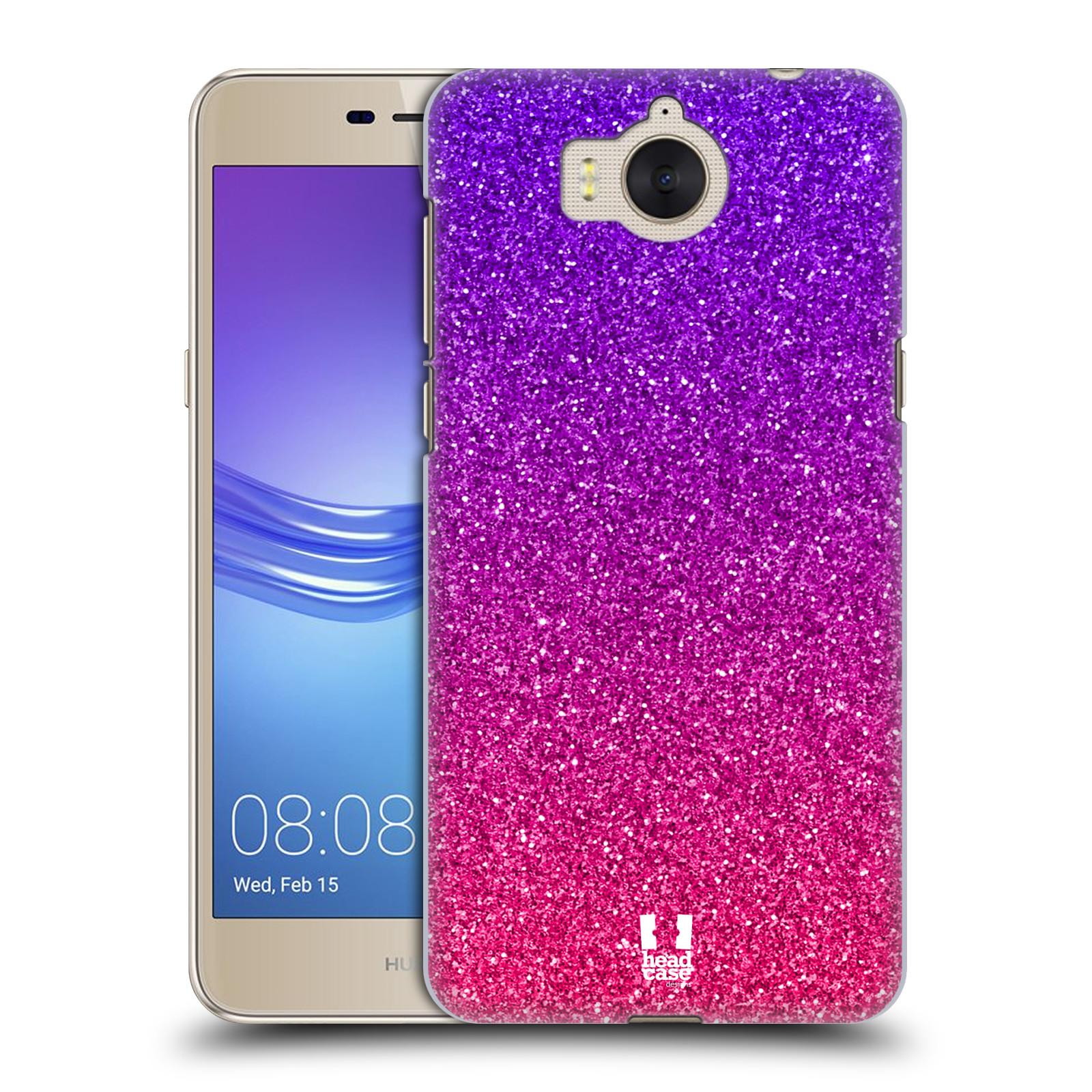 Plastové pouzdro na mobil Huawei Y6 2017 - Head Case - Mix Pink