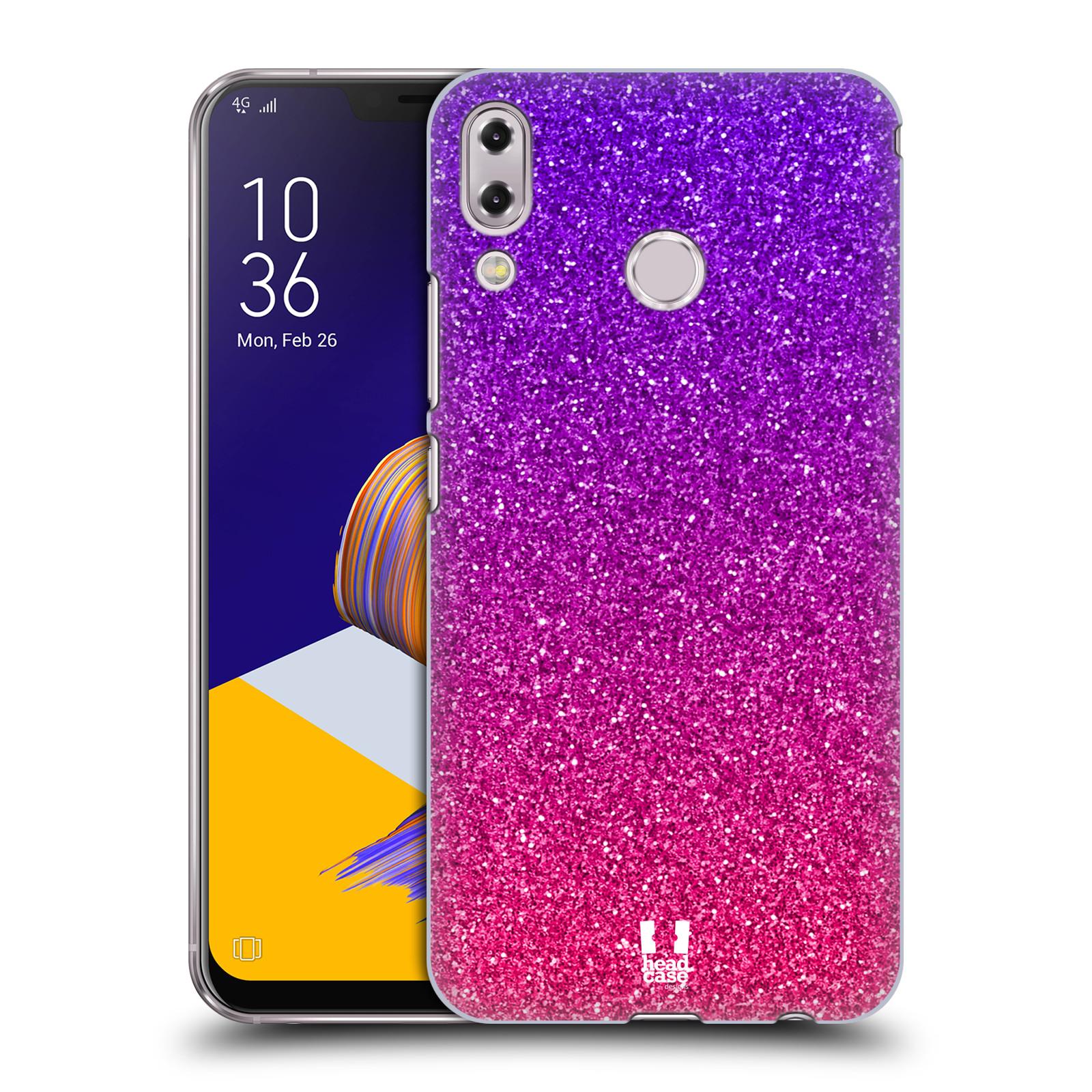 Plastové pouzdro na mobil Asus Zenfone 5z ZS620KL - Head Case - Mix Pink (Plastový kryt či obal na mobilní telefon Asus Zenfone 5z (ZS620KL) s motivem Mix Pink)