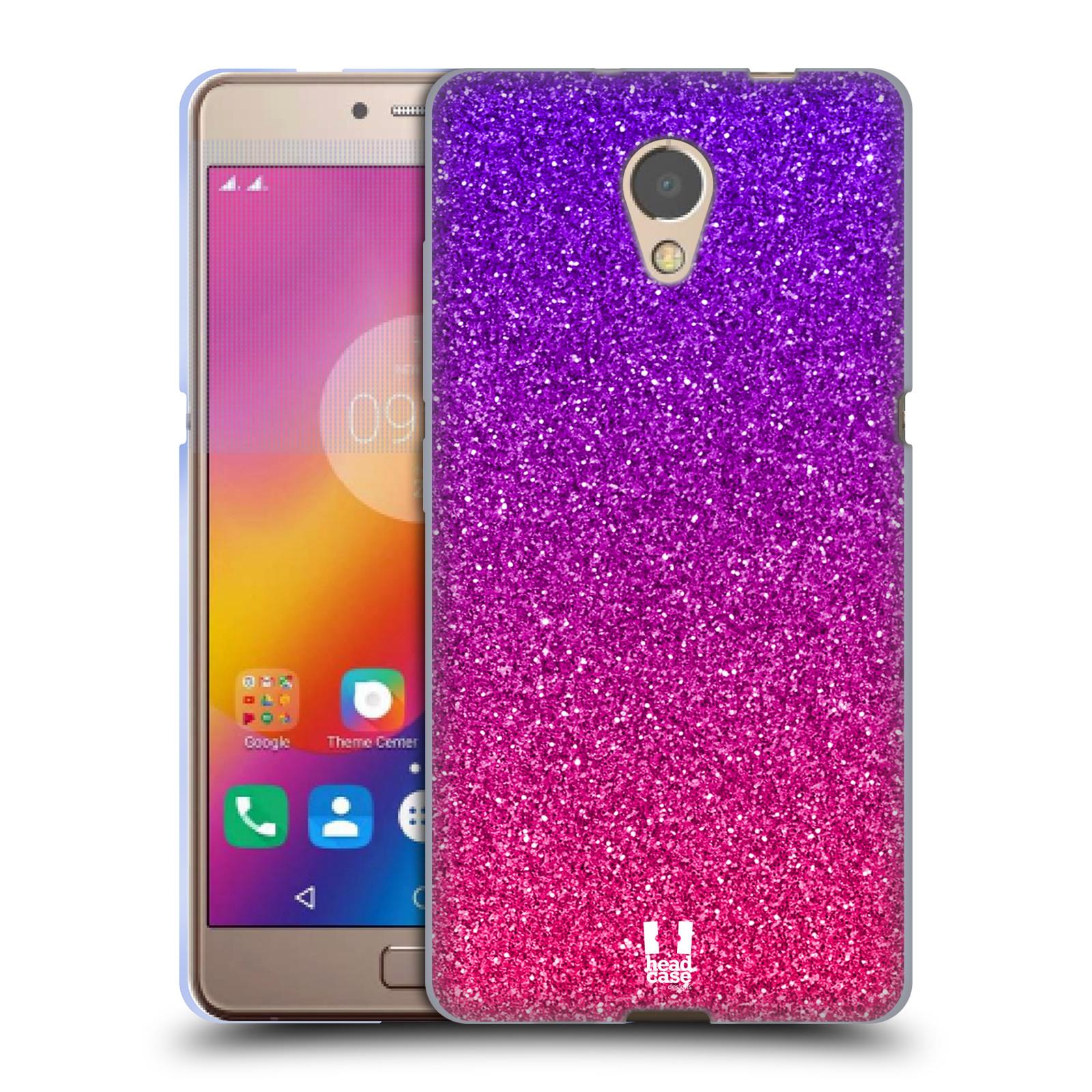 Silikonové pouzdro na mobil Lenovo P2 - Head Case - Mix Pink (Silikonový kryt či obal na mobilní telefon Lenovo P2 Dual Sim s motivem Mix Pink)
