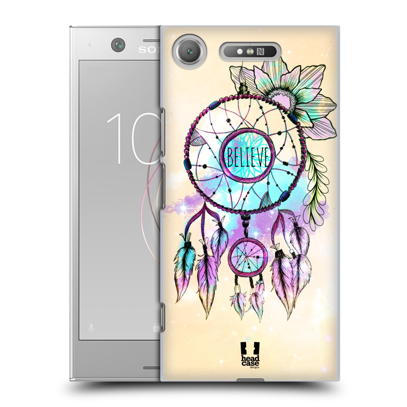 Plastové pouzdro na mobil Sony Xperia XZ1 - Head Case - MIX BELIEVE