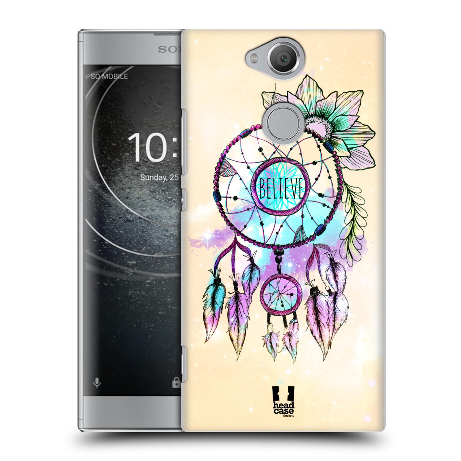 Plastové pouzdro na mobil Sony Xperia XA2 - Head Case - MIX BELIEVE