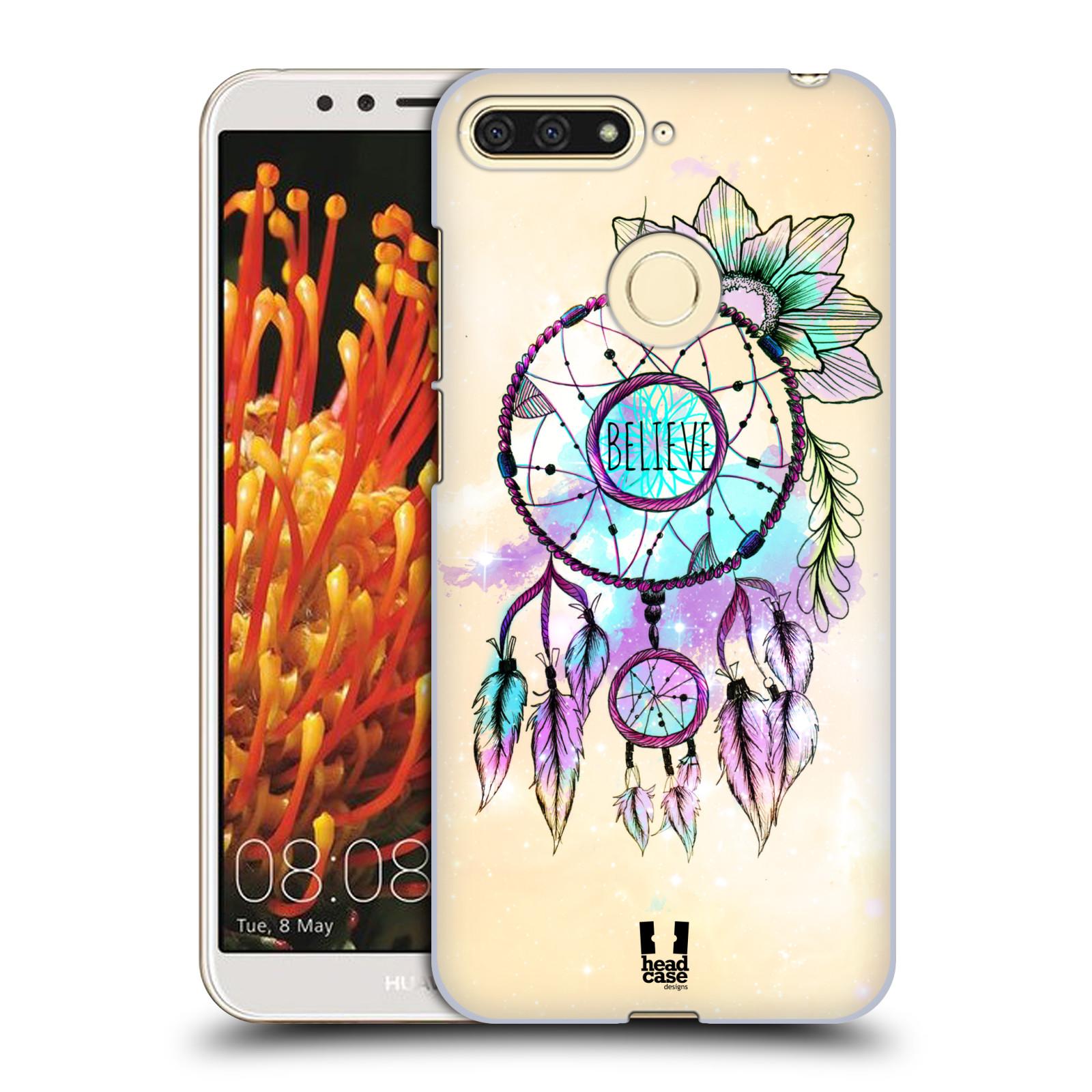 Plastové pouzdro na mobil Huawei Y6 Prime 2018 - Head Case - MIX BELIEVE