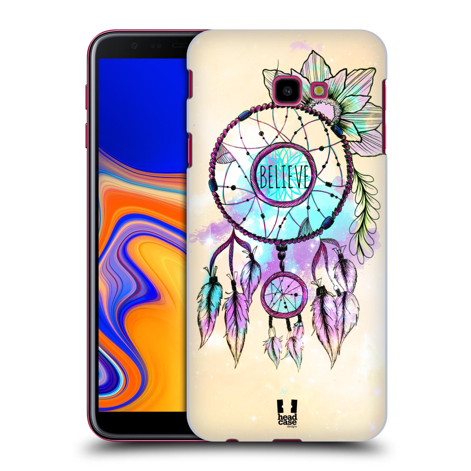 Plastové pouzdro na mobil Samsung Galaxy J4 Plus - Head Case - MIX BELIEVE