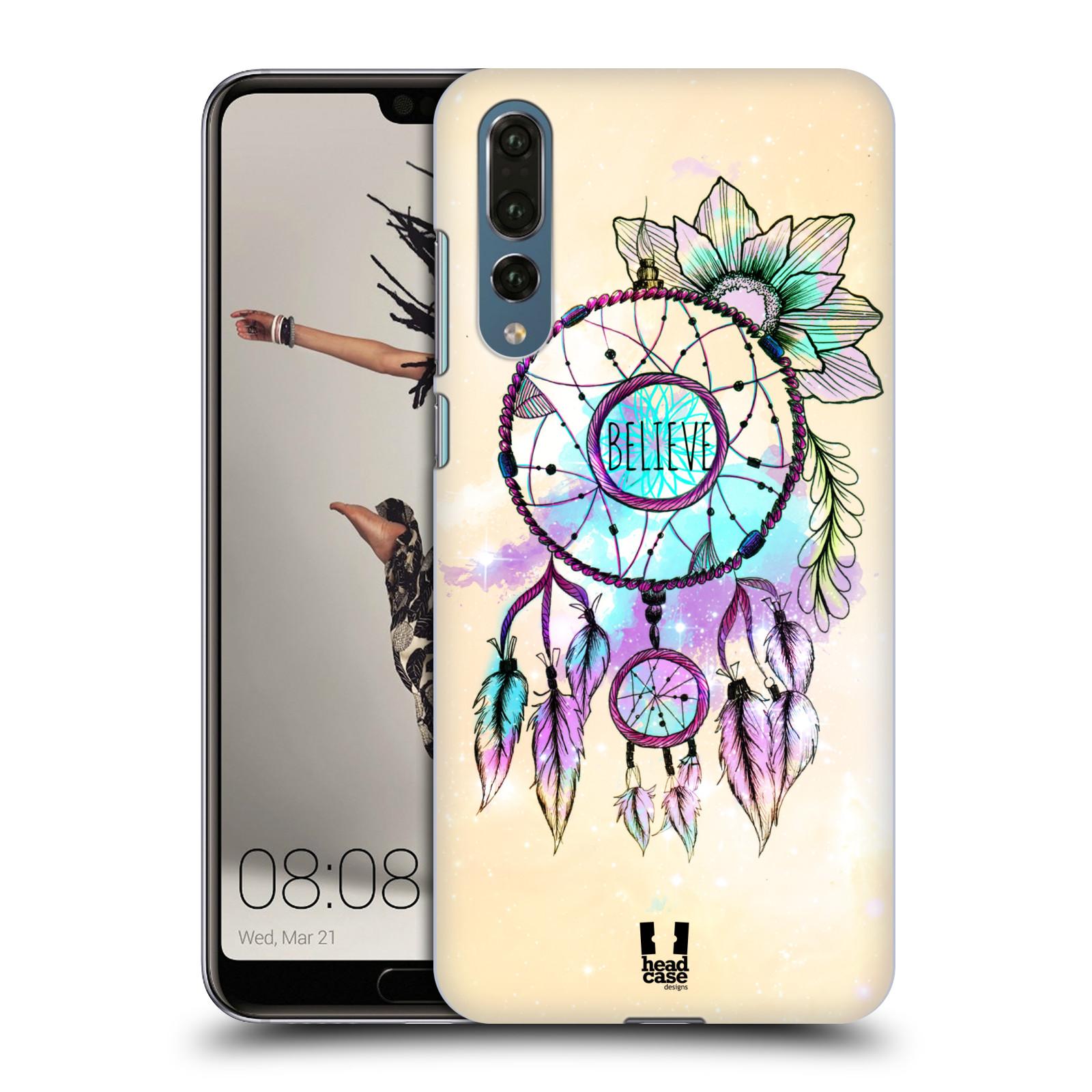Plastové pouzdro na mobil Huawei P20 Pro - Head Case - MIX BELIEVE