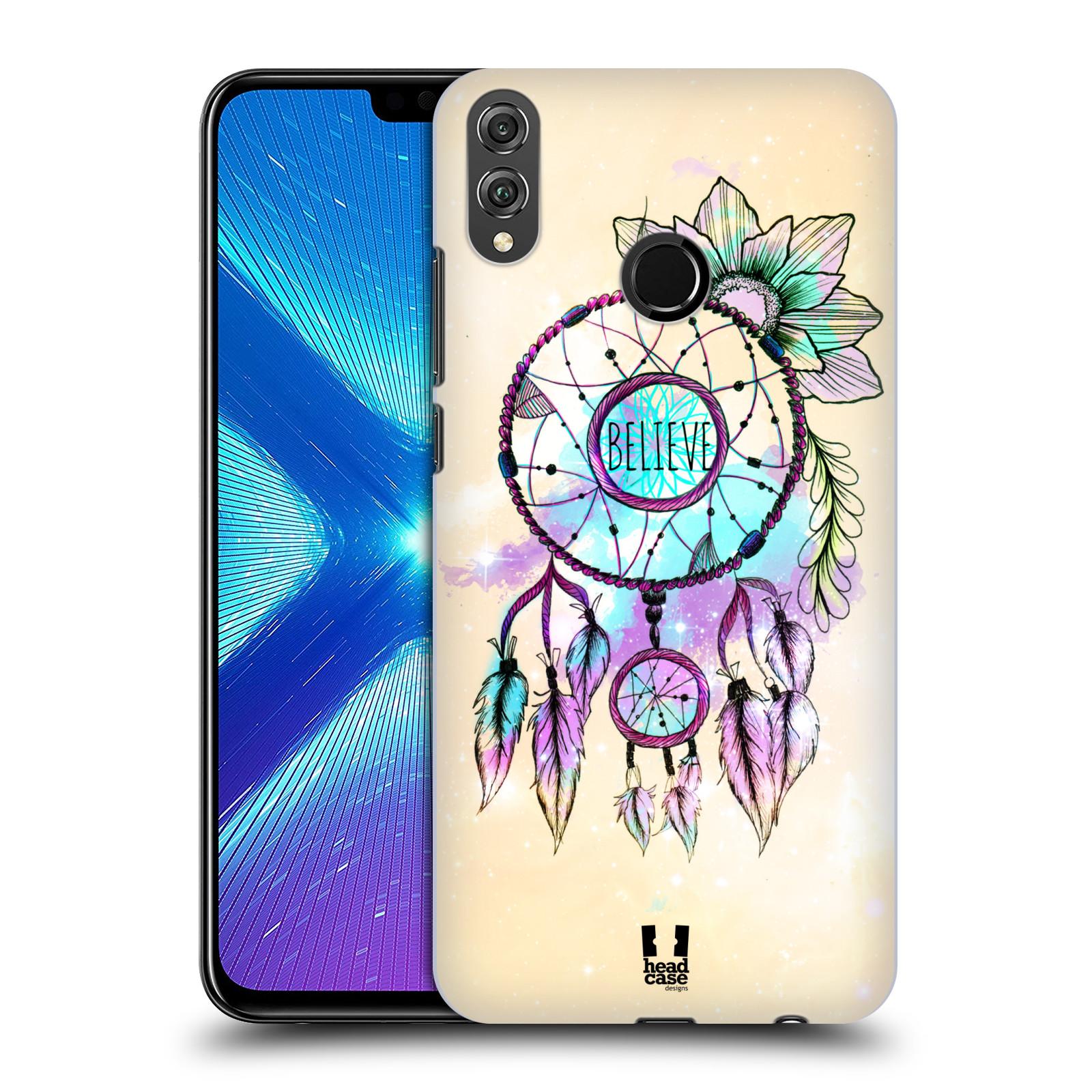 Plastové pouzdro na mobil Honor 8X - Head Case - MIX BELIEVE