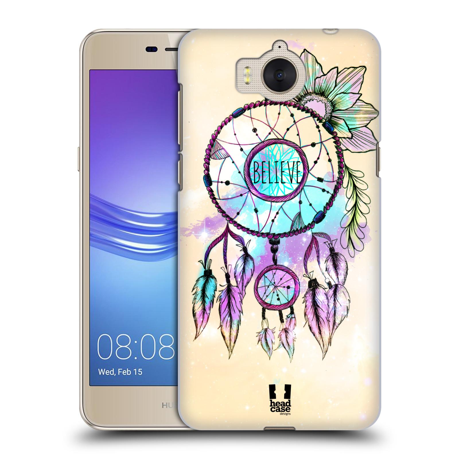 Plastové pouzdro na mobil Huawei Y6 2017 - Head Case - MIX BELIEVE