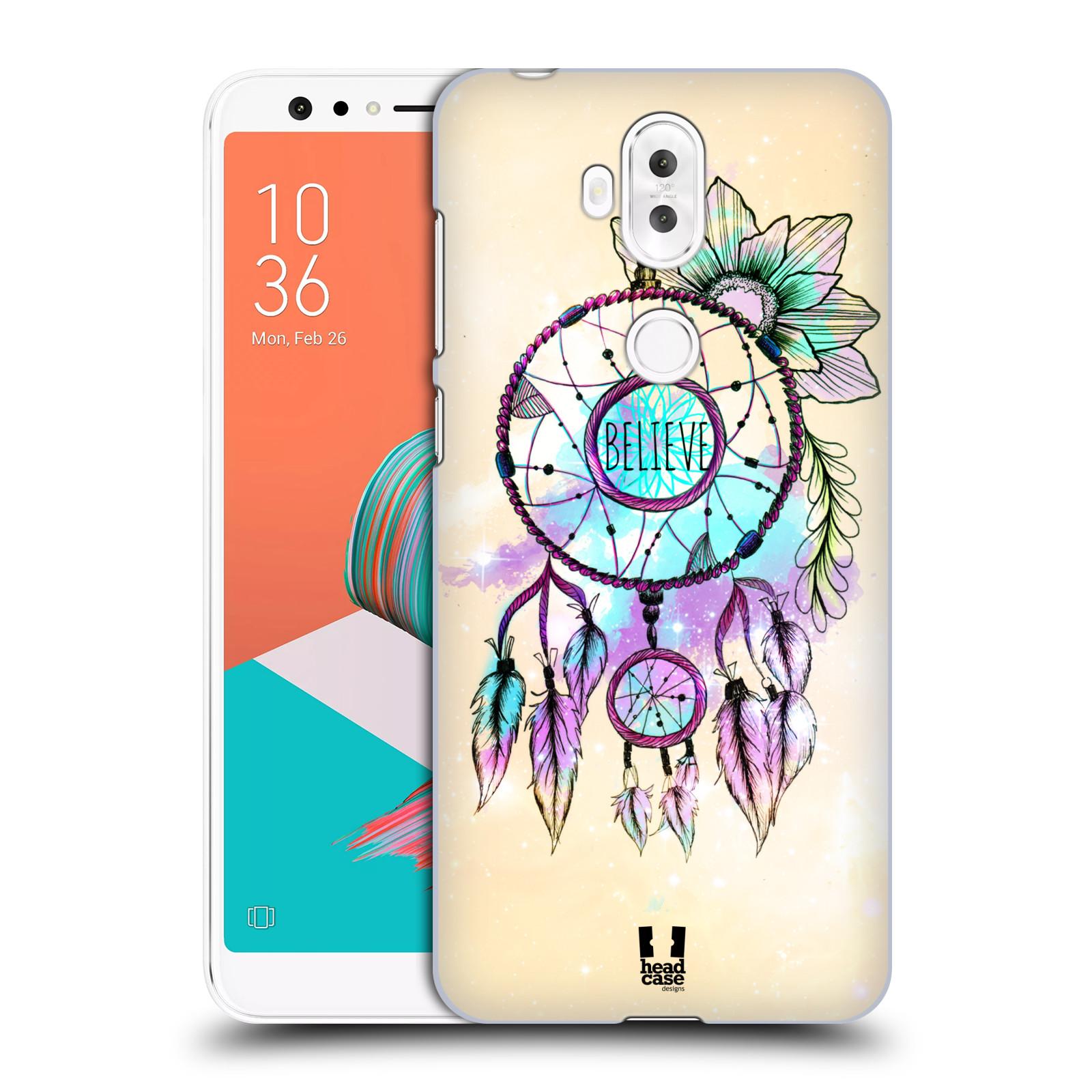 Plastové pouzdro na mobil Asus ZenFone 5 Lite ZC600KL - Head Case - MIX BELIEVE