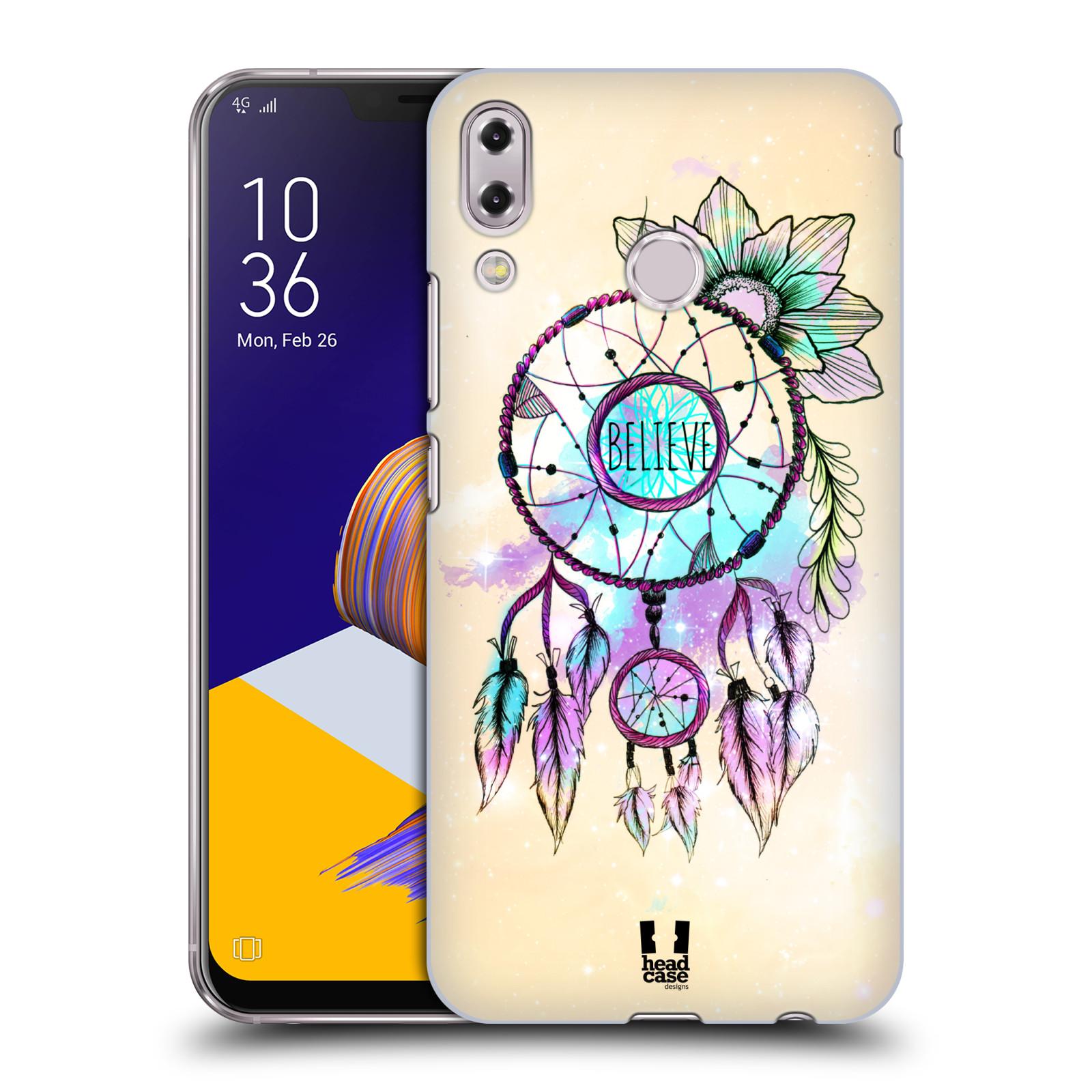 Plastové pouzdro na mobil Asus Zenfone 5z ZS620KL - Head Case - MIX BELIEVE
