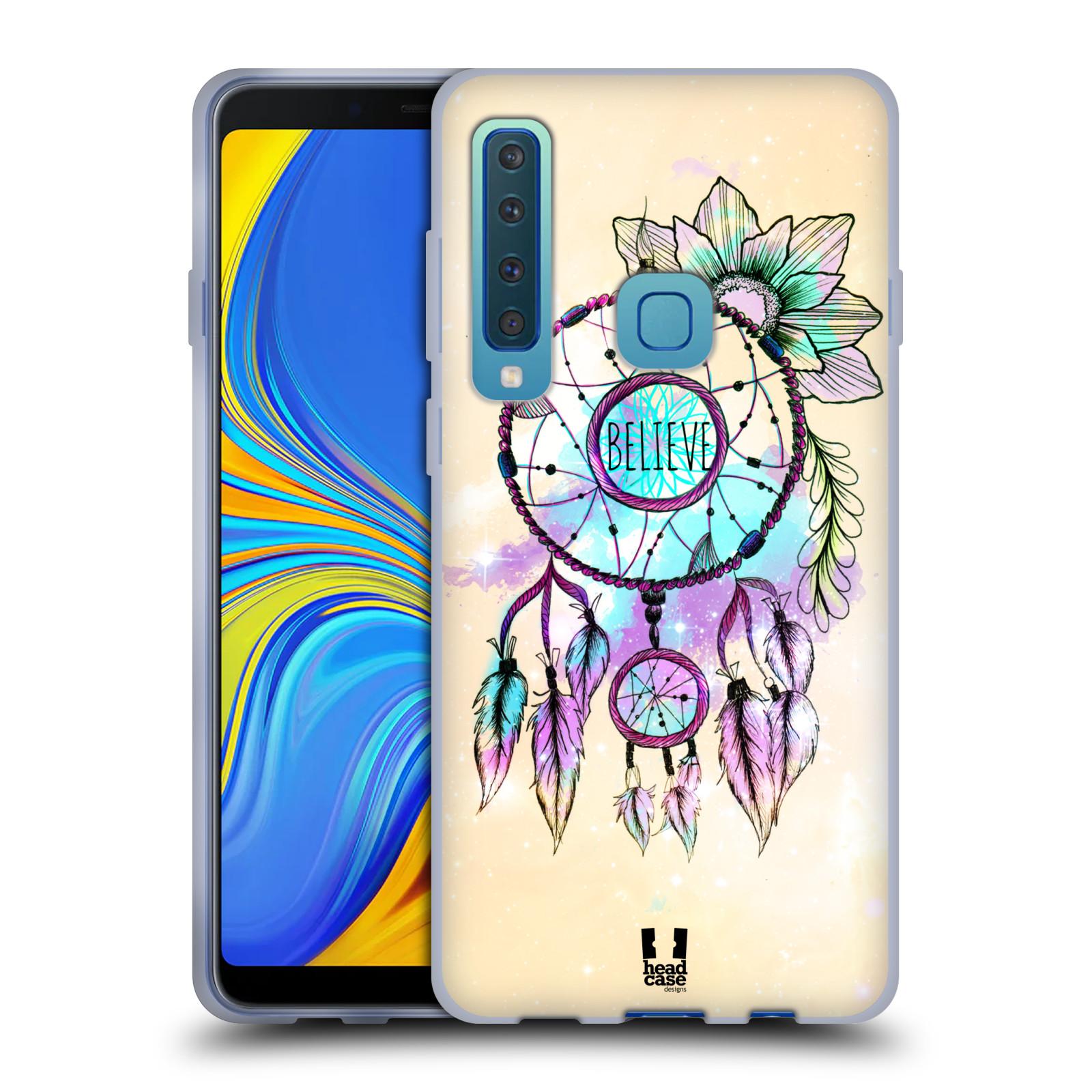 Silikonové pouzdro na mobil Samsung Galaxy A9 (2018) - Head Case - MIX BELIEVE