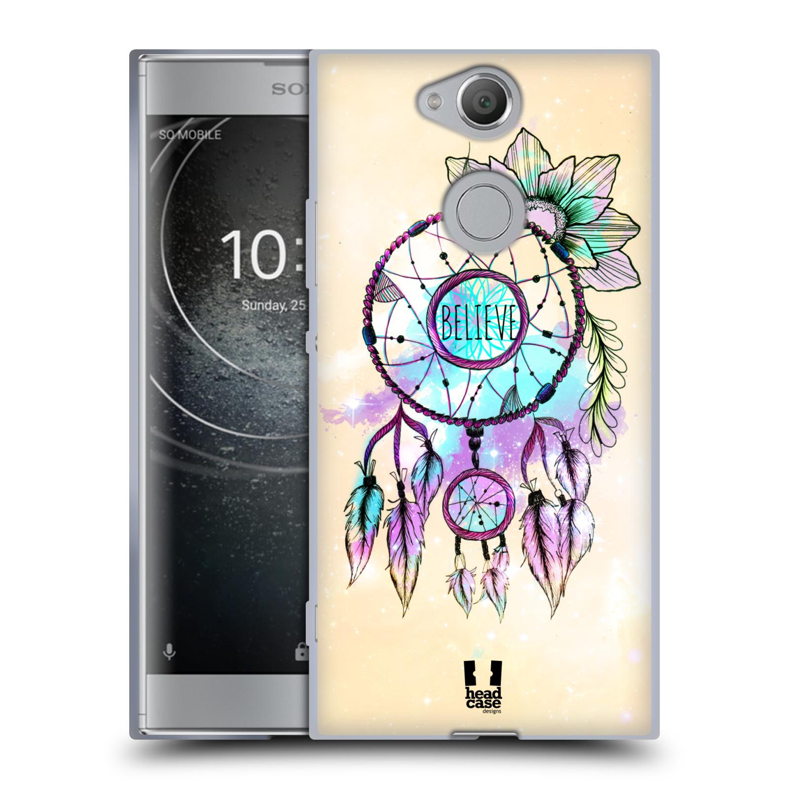 Silikonové pouzdro na mobil Sony Xperia XA2 - Head Case - MIX BELIEVE