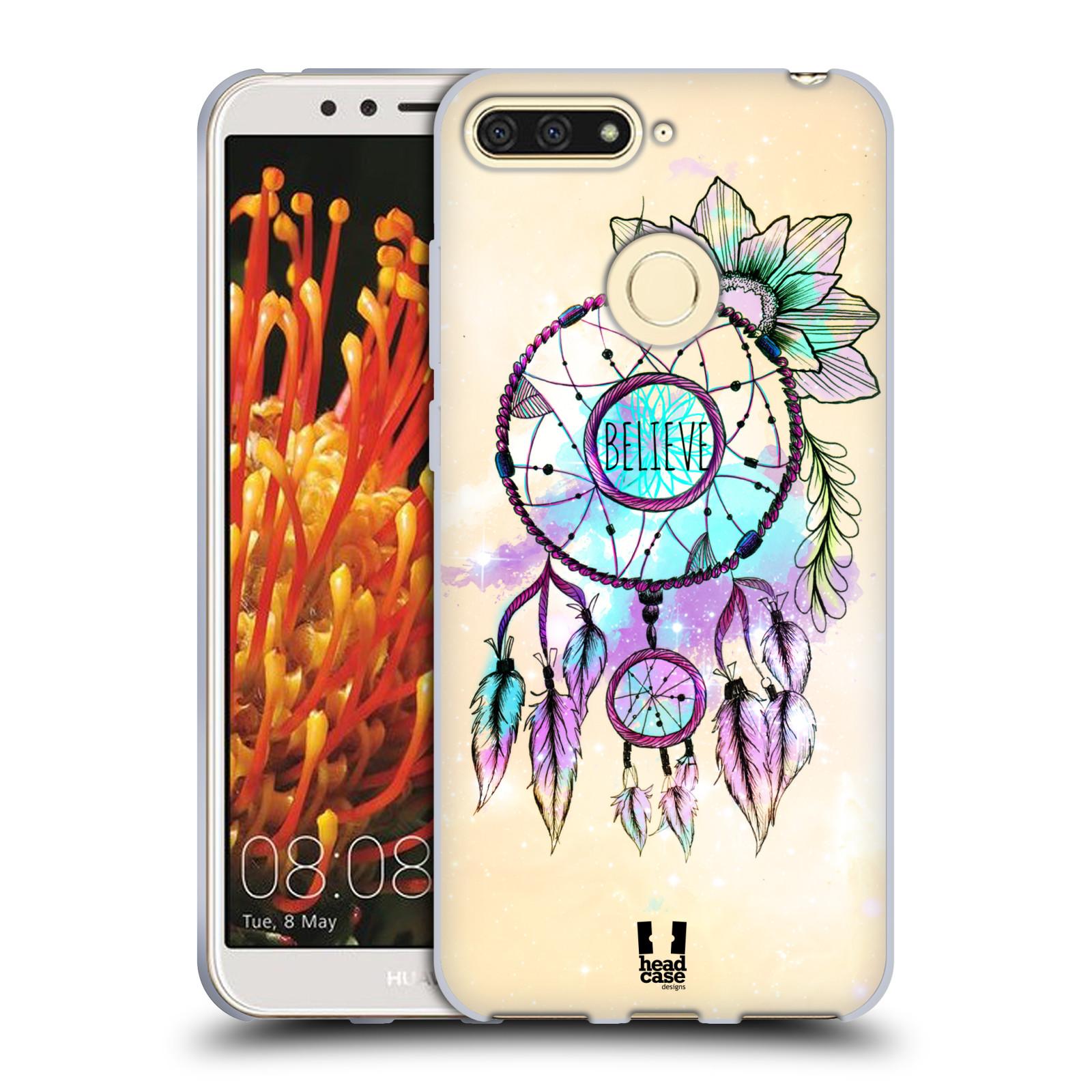 Silikonové pouzdro na mobil Huawei Y6 Prime (2018) - Head Case - MIX BELIEVE