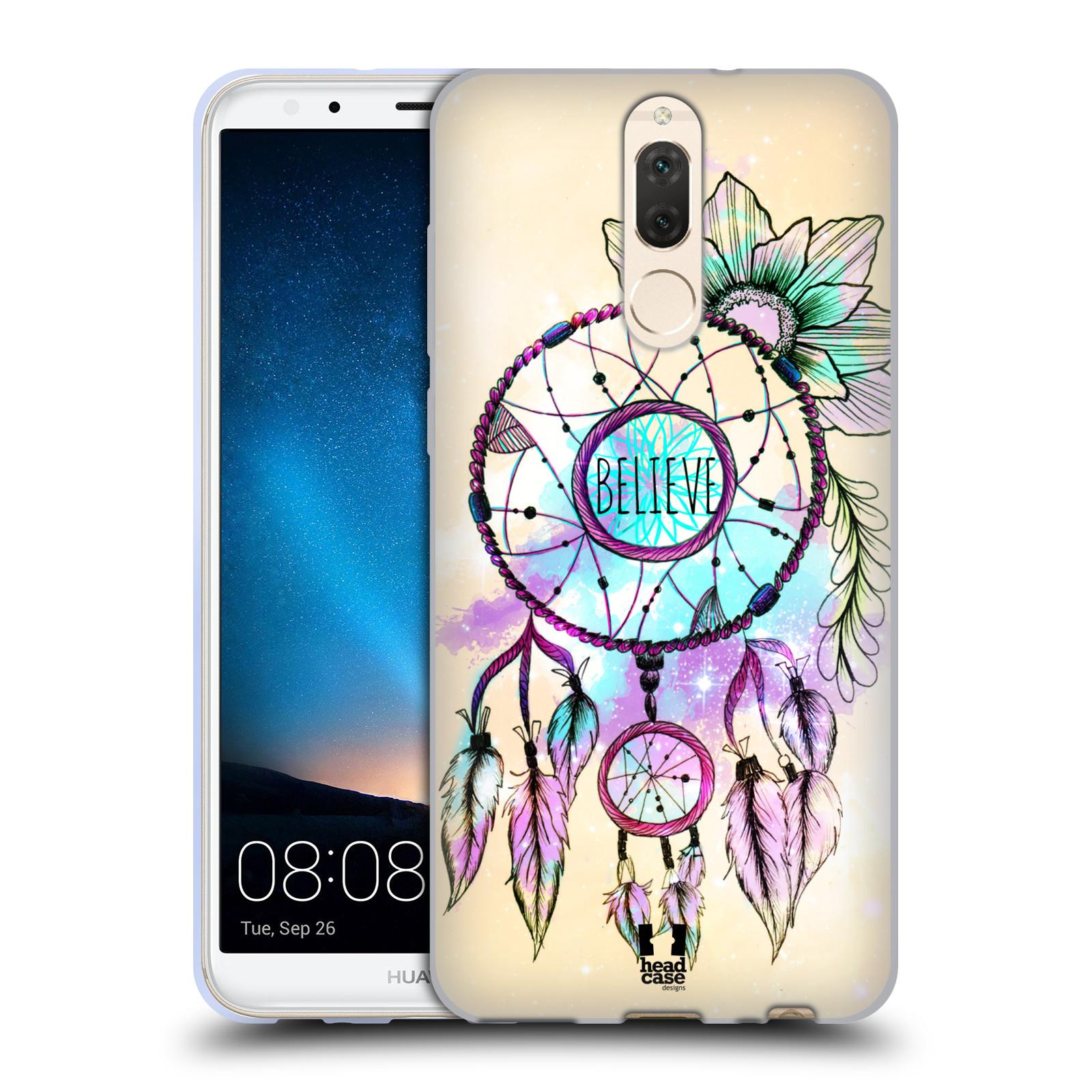 Silikonové pouzdro na mobil Huawei Mate 10 Lite - Head Case - MIX BELIEVE