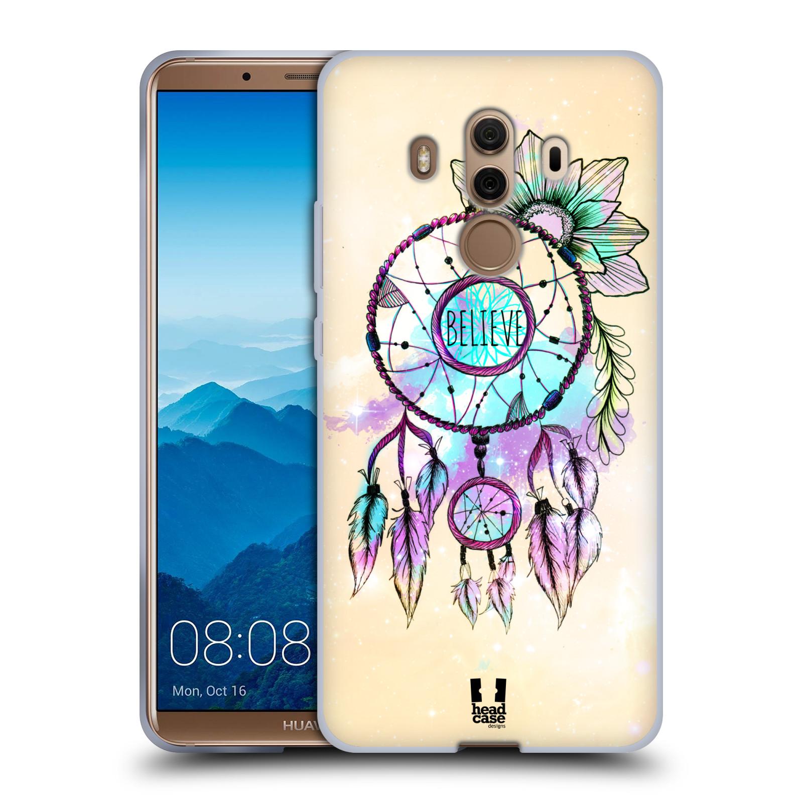 Silikonové pouzdro na mobil Huawei Mate 10 Pro - Head Case - MIX BELIEVE