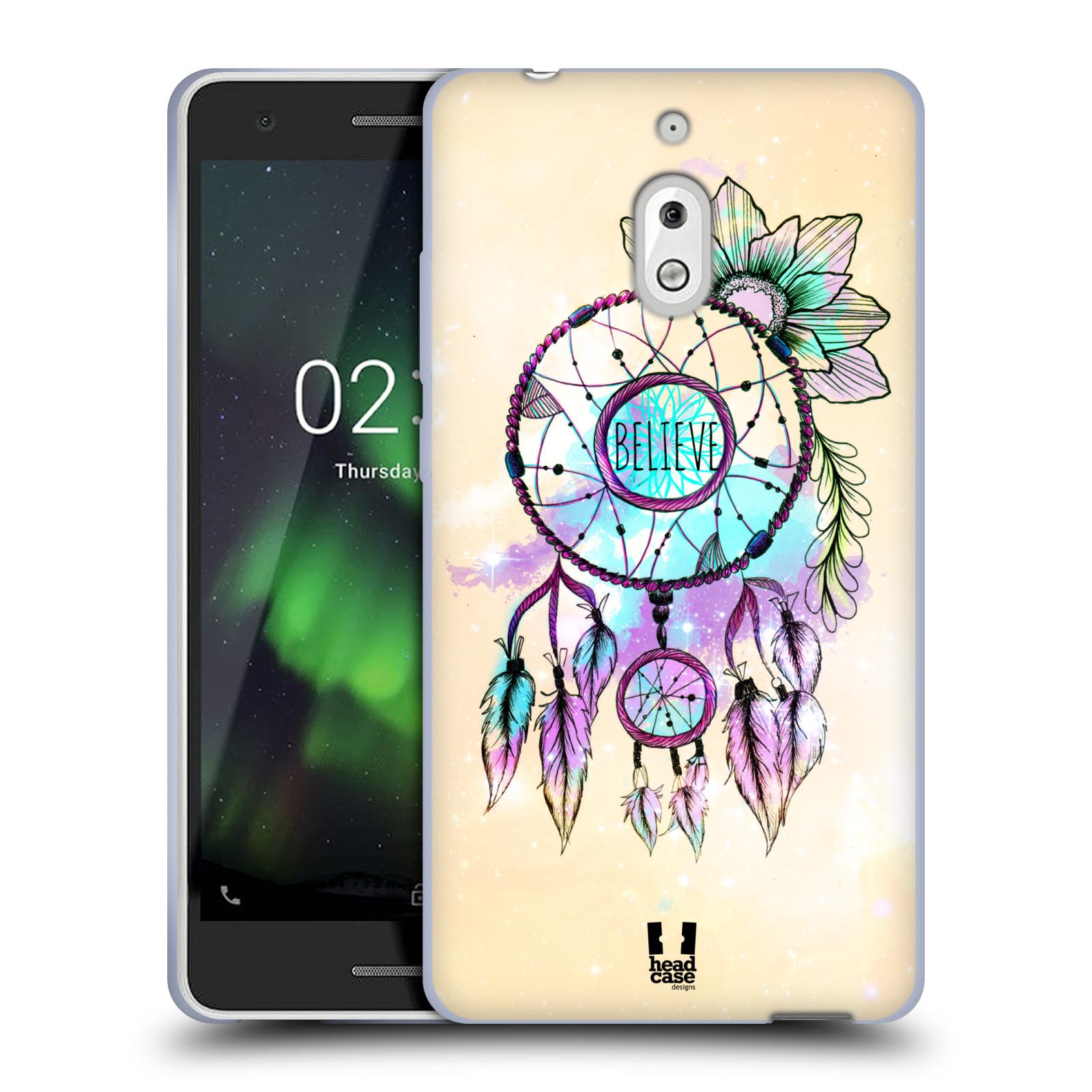 Silikonové pouzdro na mobil Nokia 2.1 - Head Case - MIX BELIEVE