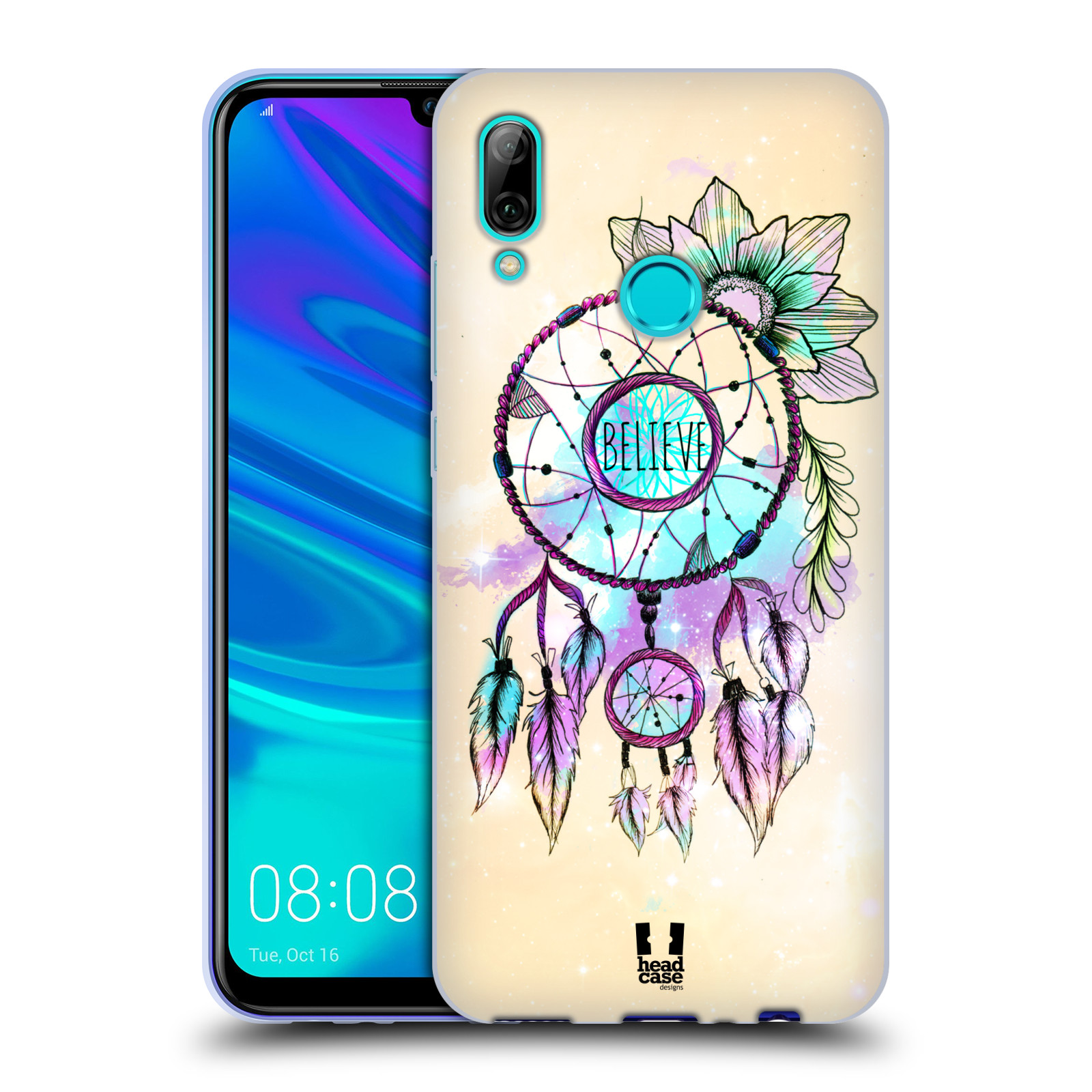 Silikonové pouzdro na mobil Honor 10 Lite - Head Case - MIX BELIEVE