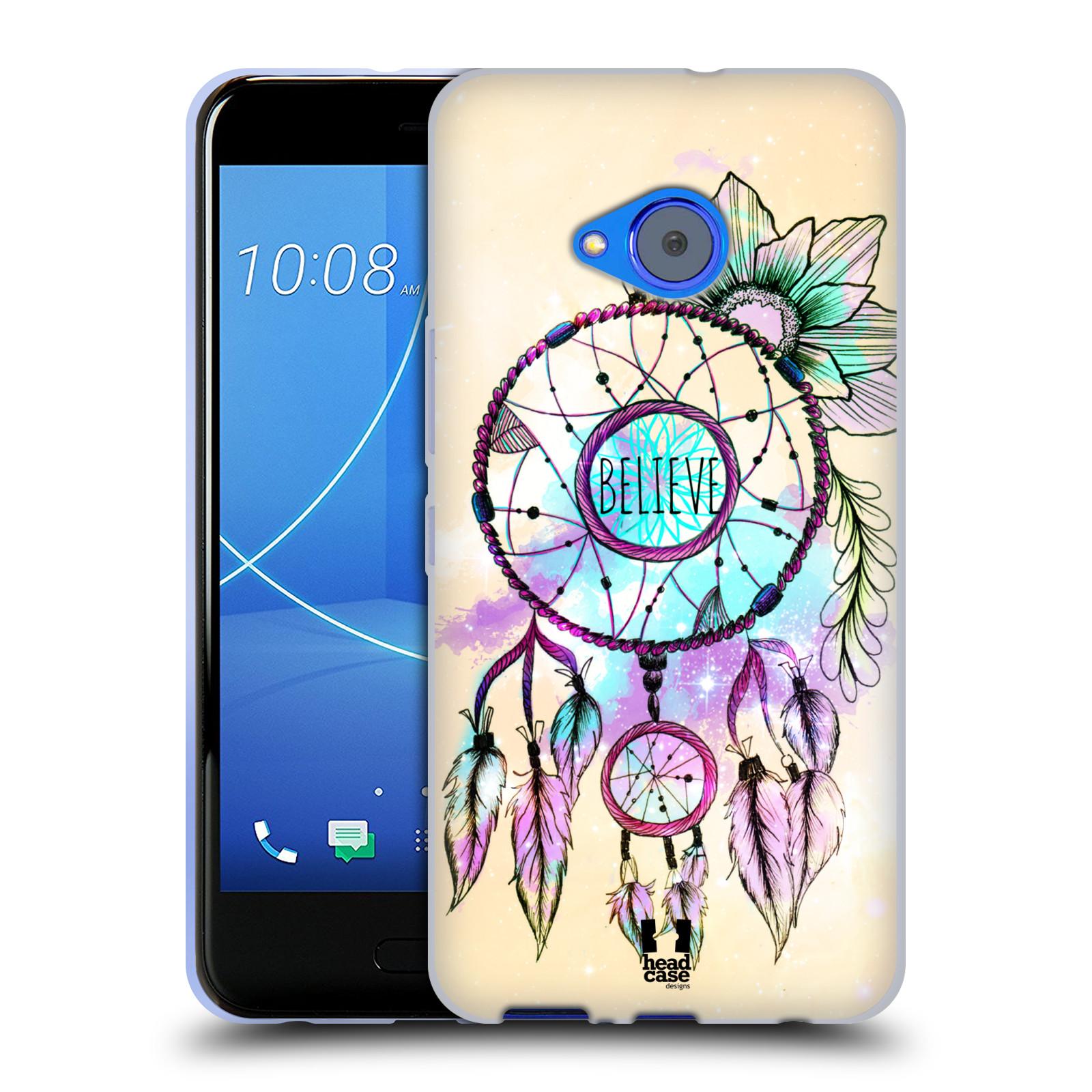 Silikonové pouzdro na mobil HTC U11 Life - Head Case - MIX BELIEVE