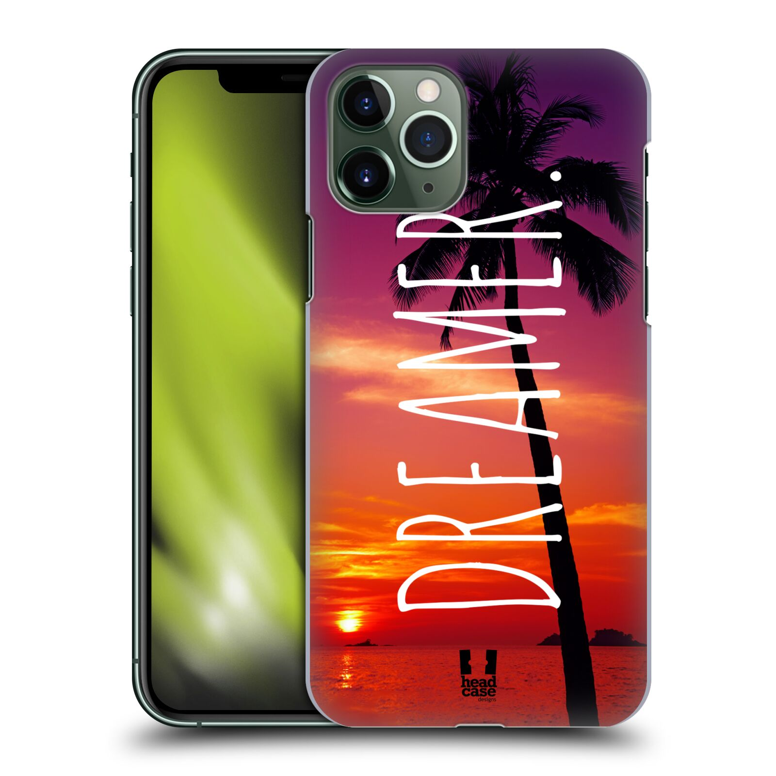 cena iphone 4 | Plastové pouzdro na mobil Apple iPhone 11 Pro - Head Case - MIX DREAMER
