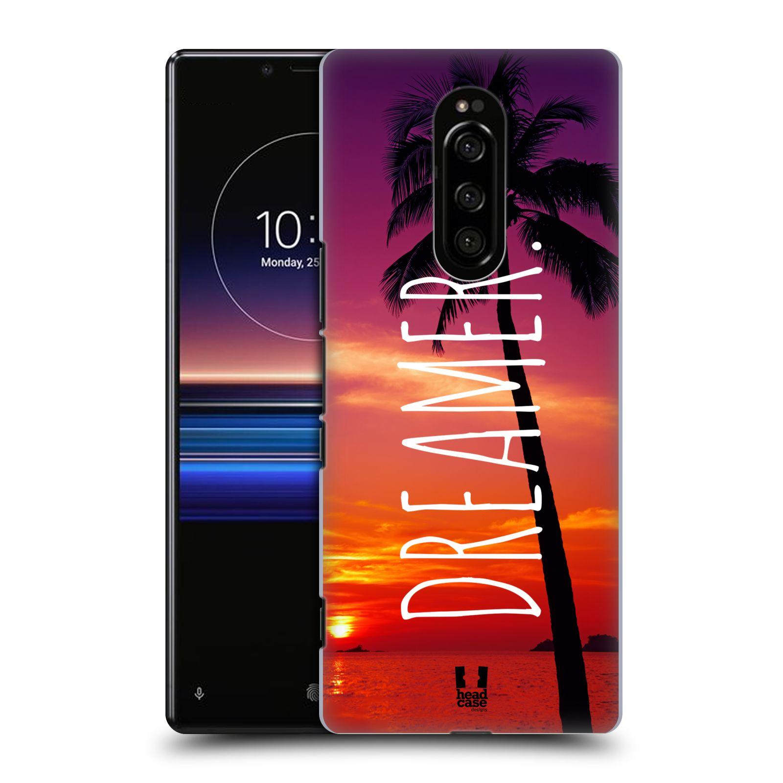 Plastové pouzdro na mobil Sony Xperia 1 - Head Case - MIX DREAMER (Plastový kryt, pouzdro, obal na mobilní telefon Sony Xperia 1 (Sony Xperia XZ4) s motivem MIX DREAMER)