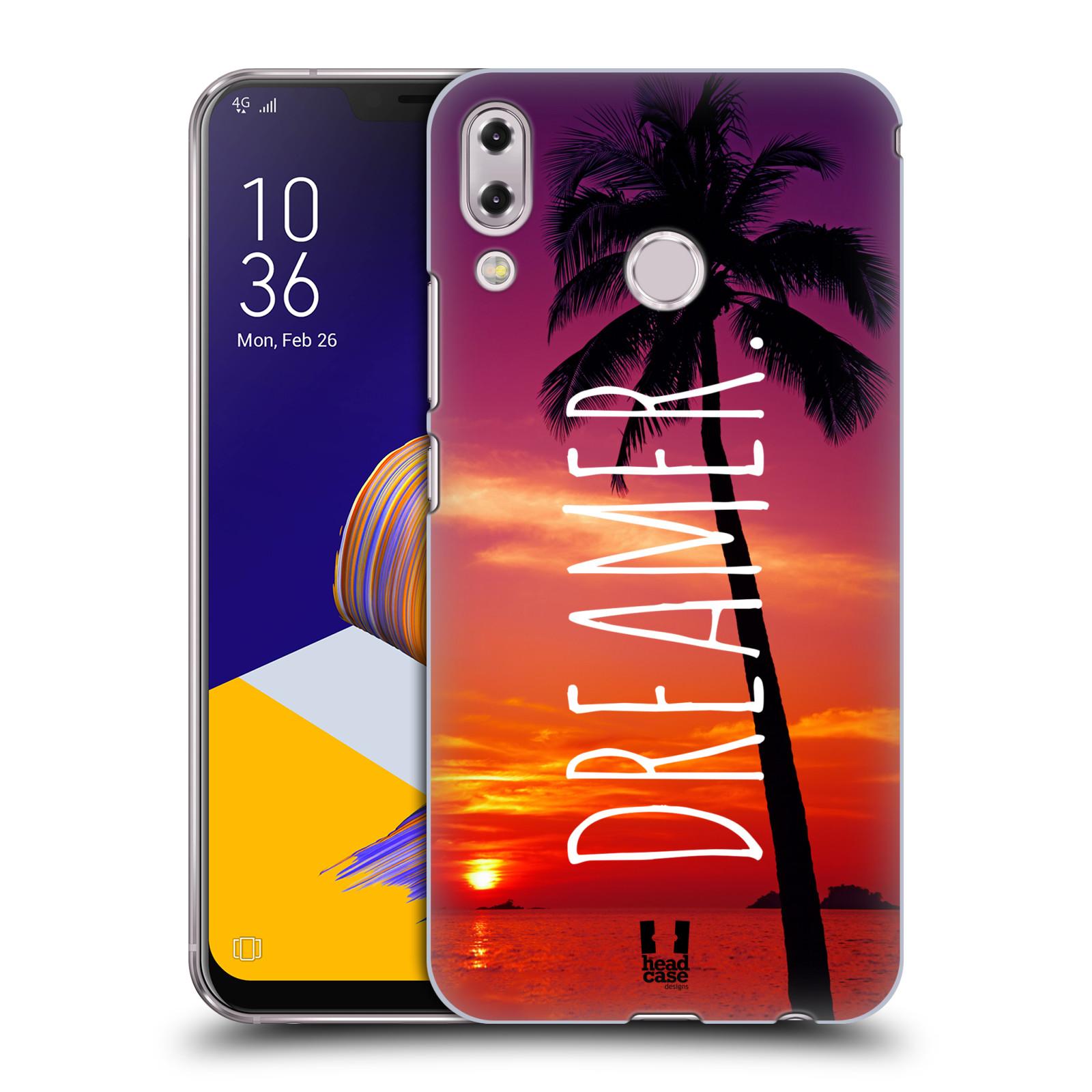 Plastové pouzdro na mobil Asus Zenfone 5z ZS620KL - Head Case - MIX DREAMER (Plastový kryt či obal na mobilní telefon Asus Zenfone 5z (ZS620KL) s motivem MIX DREAMER)