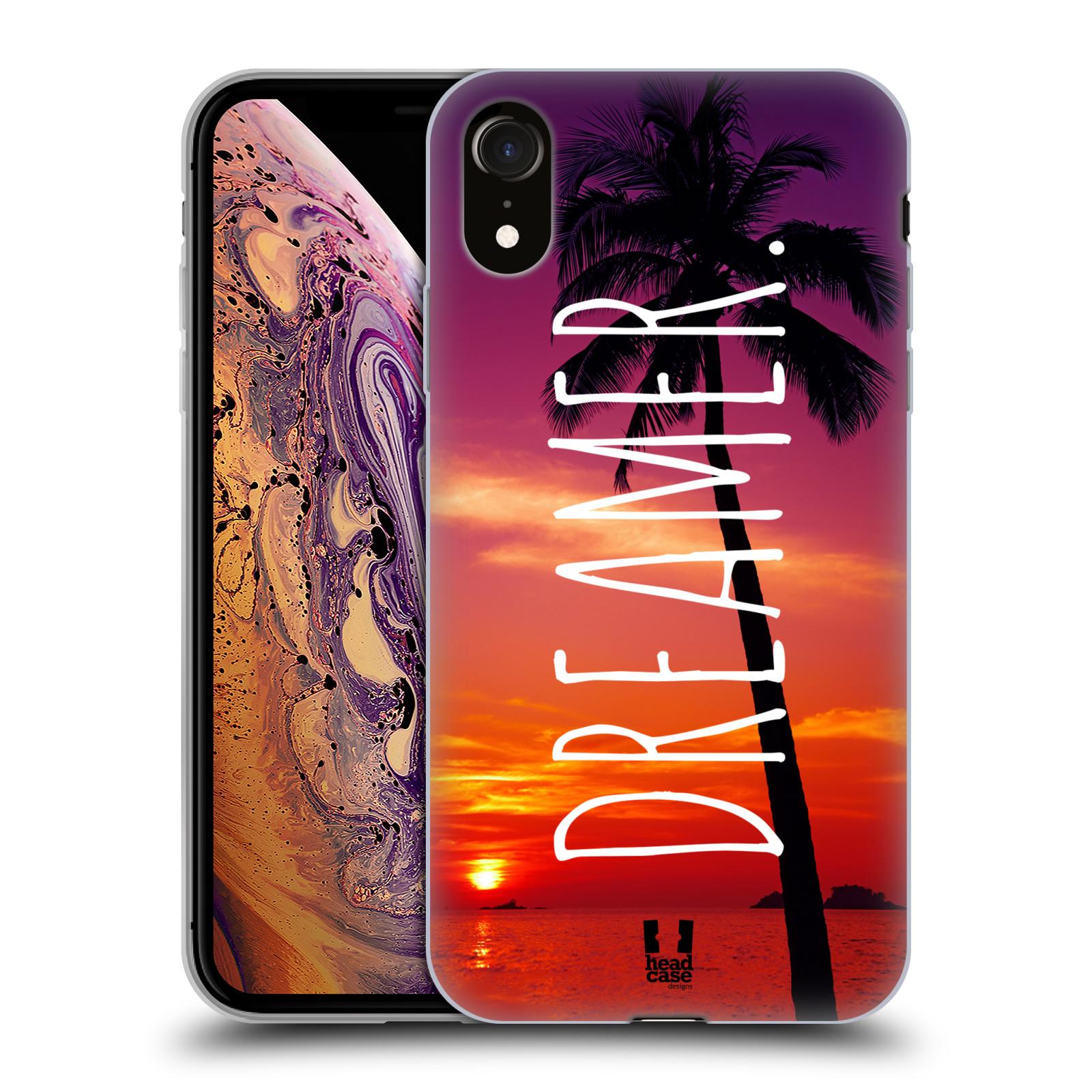 Silikonové pouzdro na mobil Apple iPhone XR - Head Case - MIX DREAMER