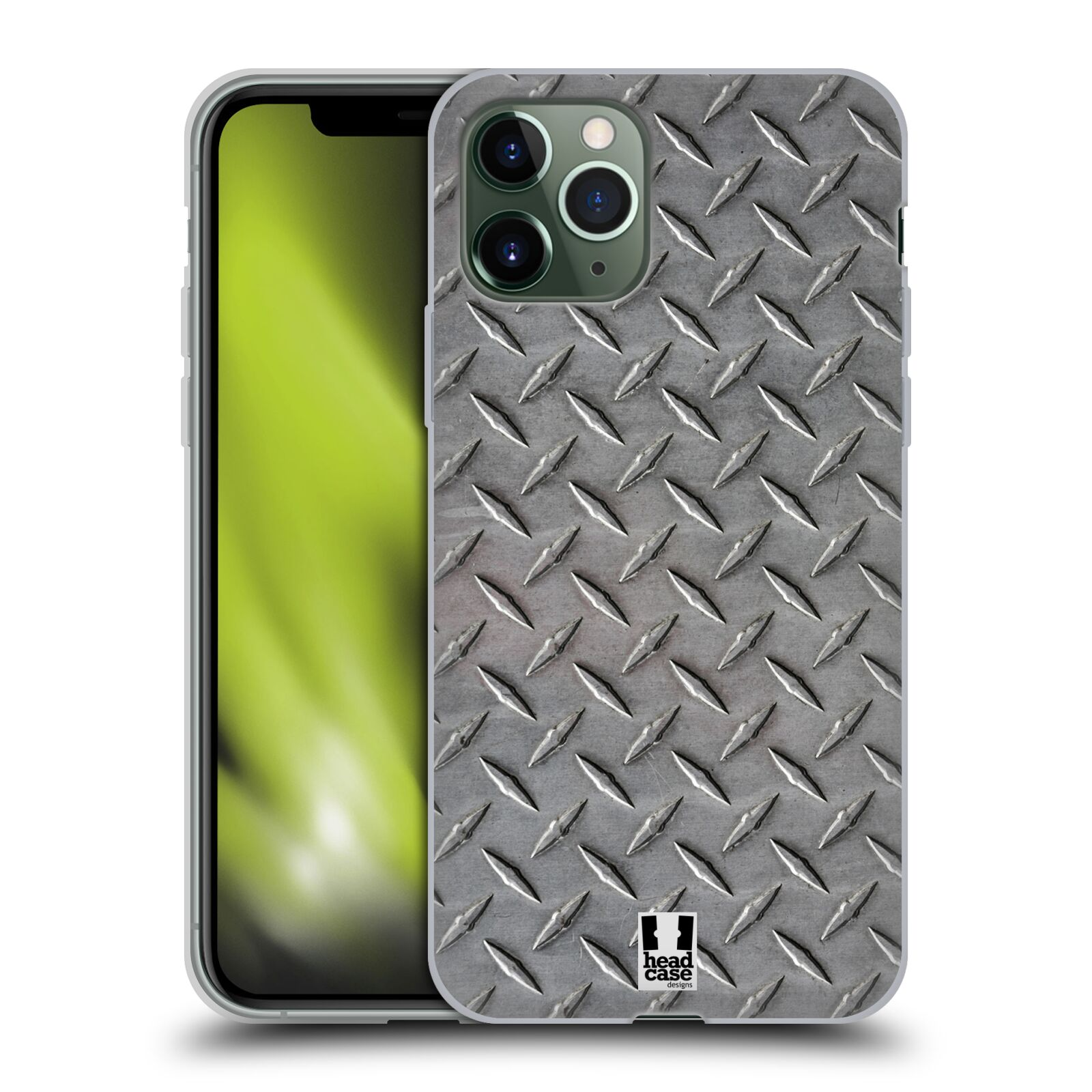original krytu na iphone xs max - Silikonové pouzdro na mobil Apple iPhone 11 Pro - Head Case - TRUCK STEP