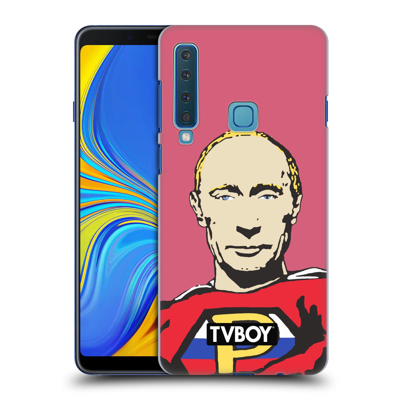 Plastové pouzdro na mobil Samsung Galaxy A9 (2018) - Head Case - TVBOY - Super Putin
