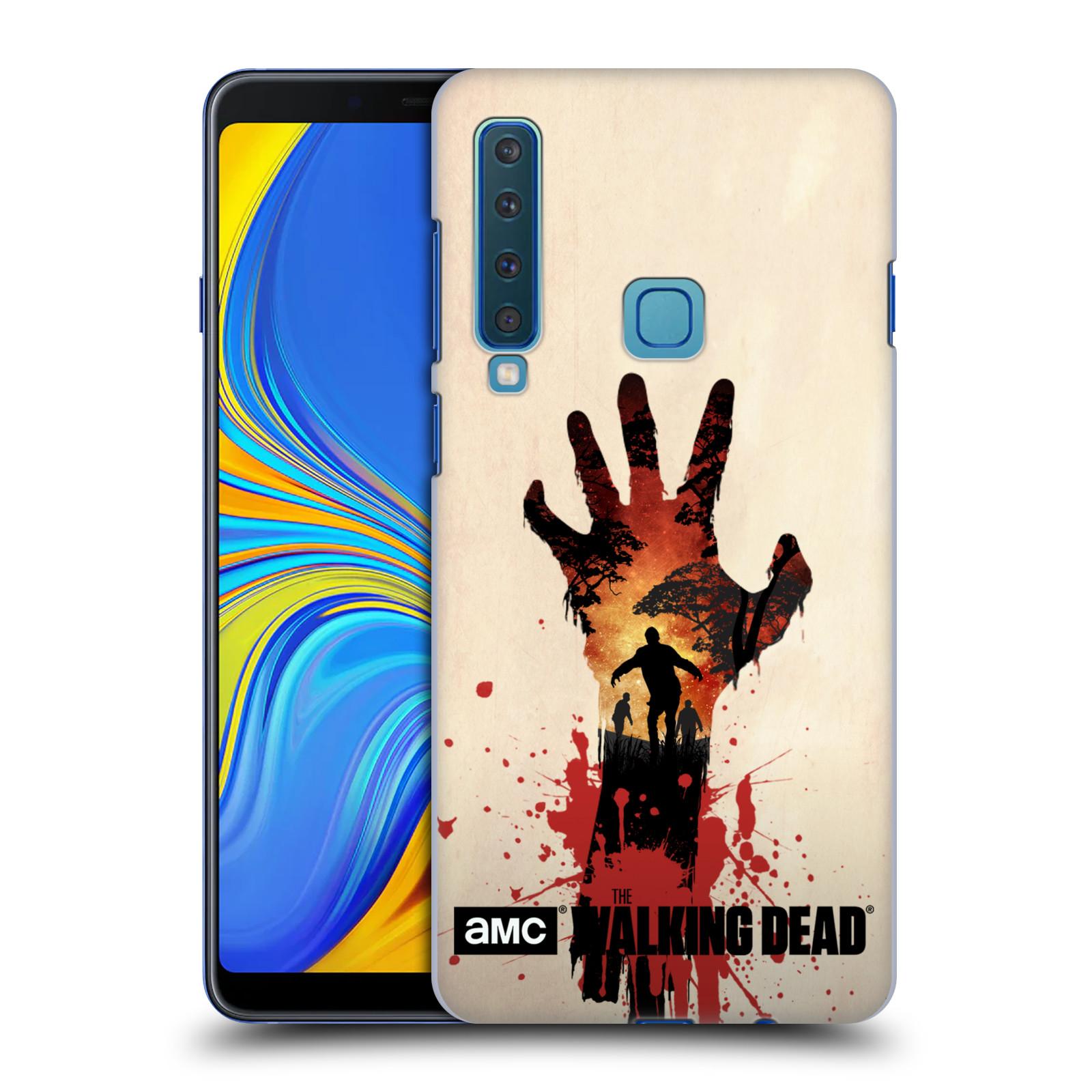 Plastové pouzdro na mobil Samsung Galaxy A9 (2018) - Head Case - Živí mrtví - Ruka