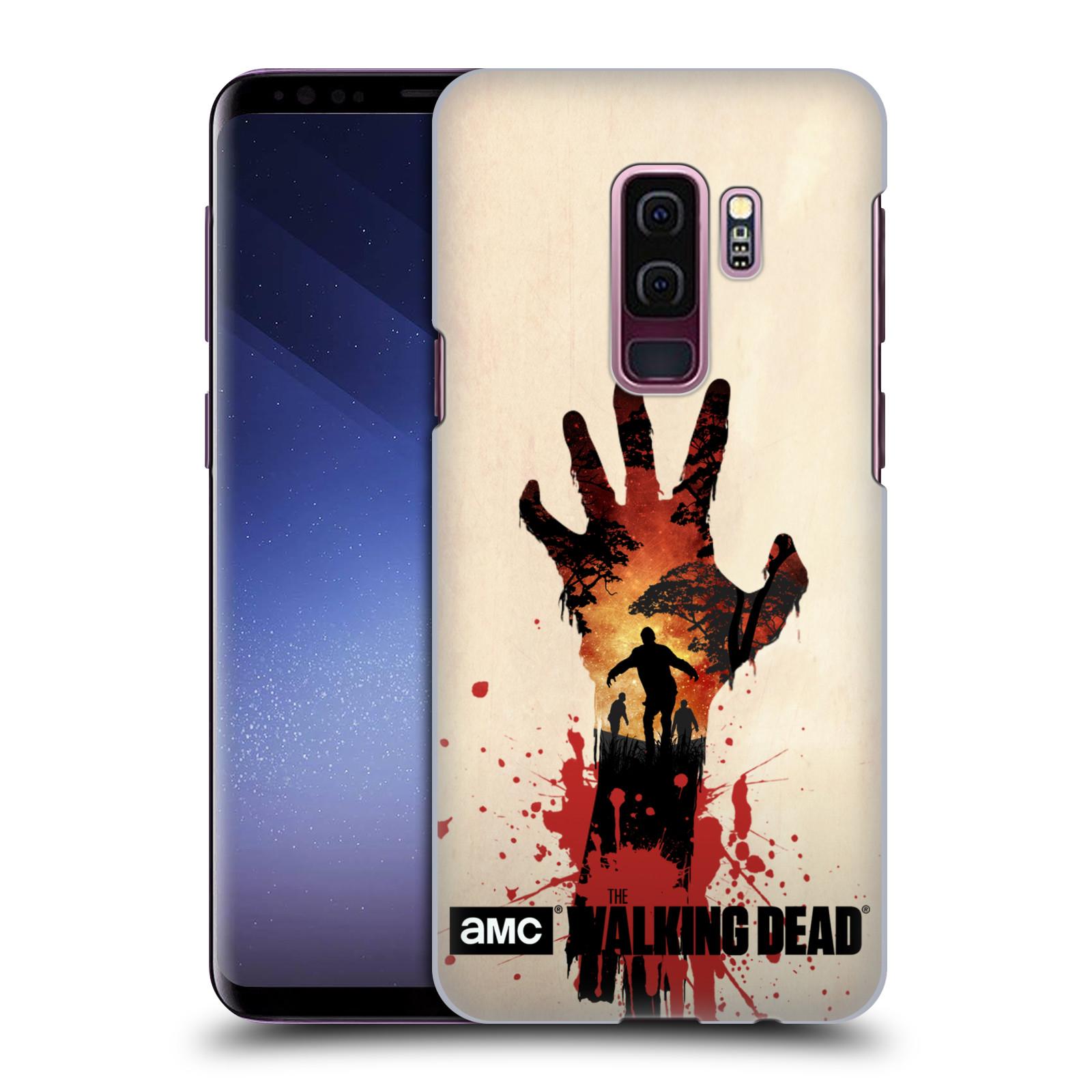 Plastové pouzdro na mobil Samsung Galaxy S9 Plus - Head Case - Živí mrtví - Ruka