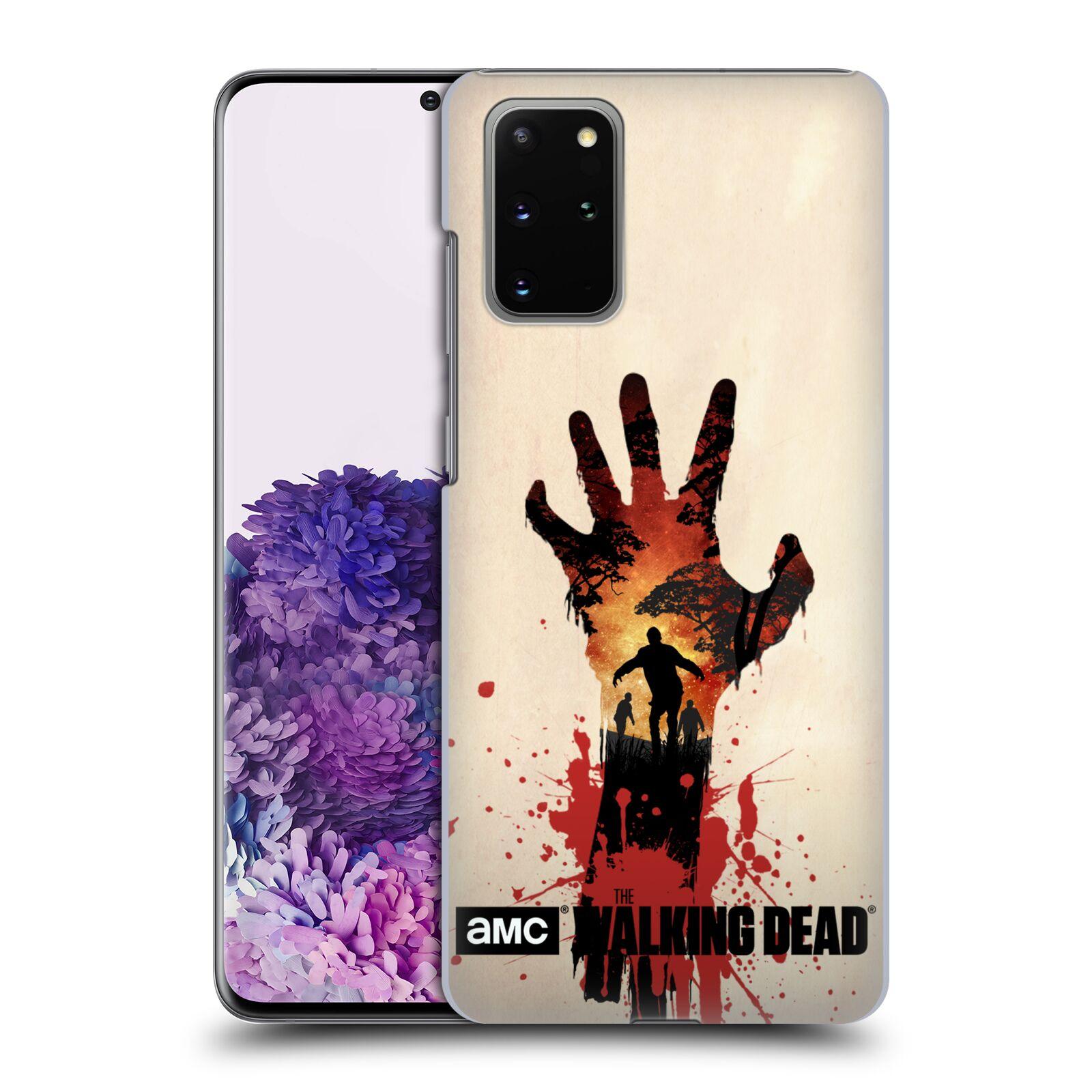 Plastové pouzdro na mobil Samsung Galaxy S20 Plus - Head Case - Živí mrtví - Ruka