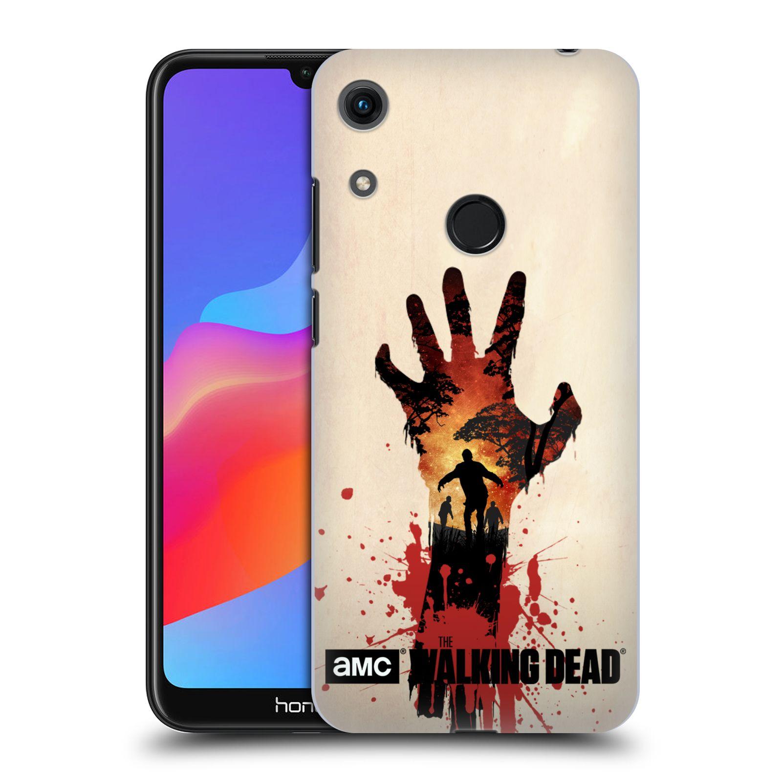Plastové pouzdro na mobil Honor 8A - Head Case - Živí mrtví - Ruka