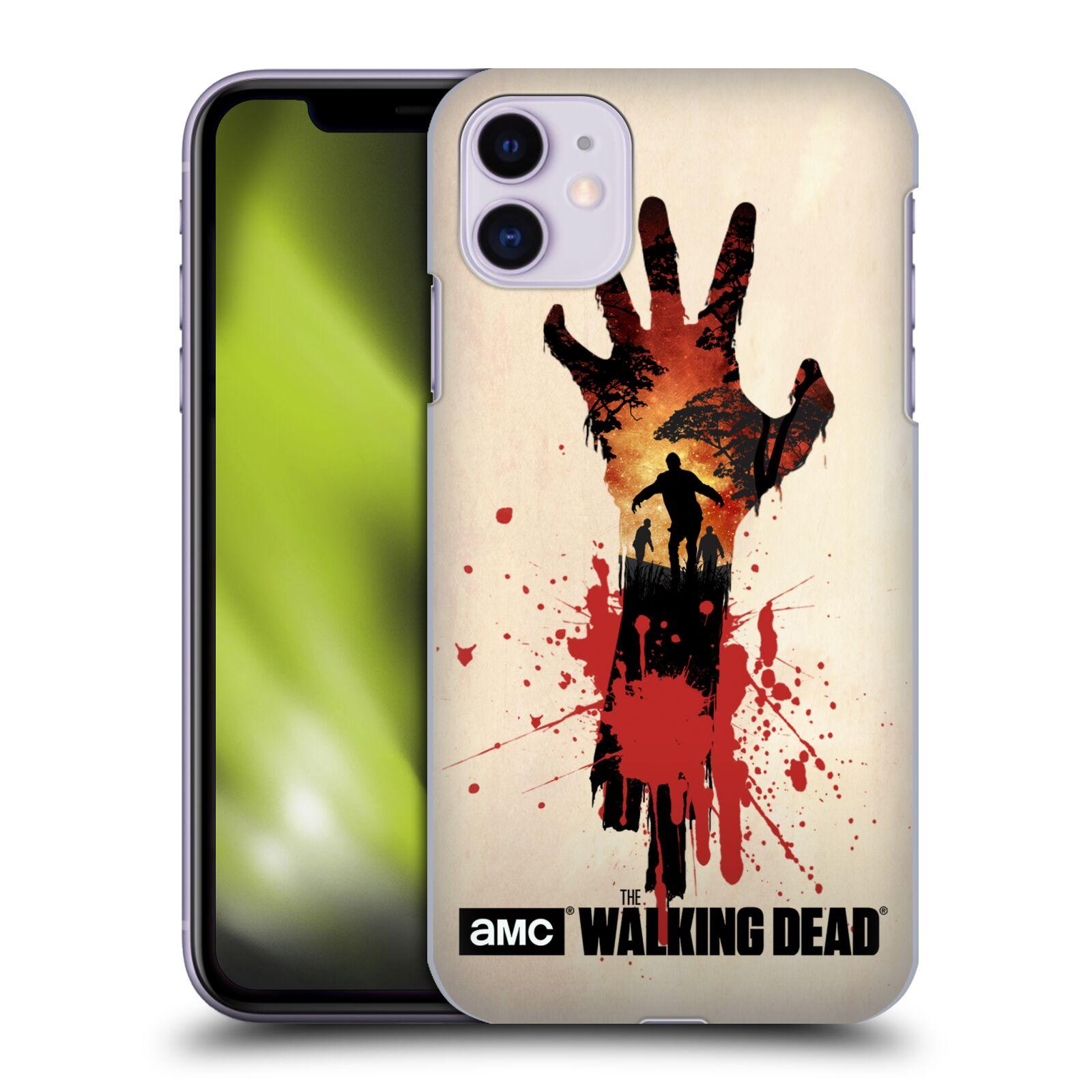 Plastové pouzdro na mobil Apple iPhone 11 - Head Case - Živí mrtví - Ruka