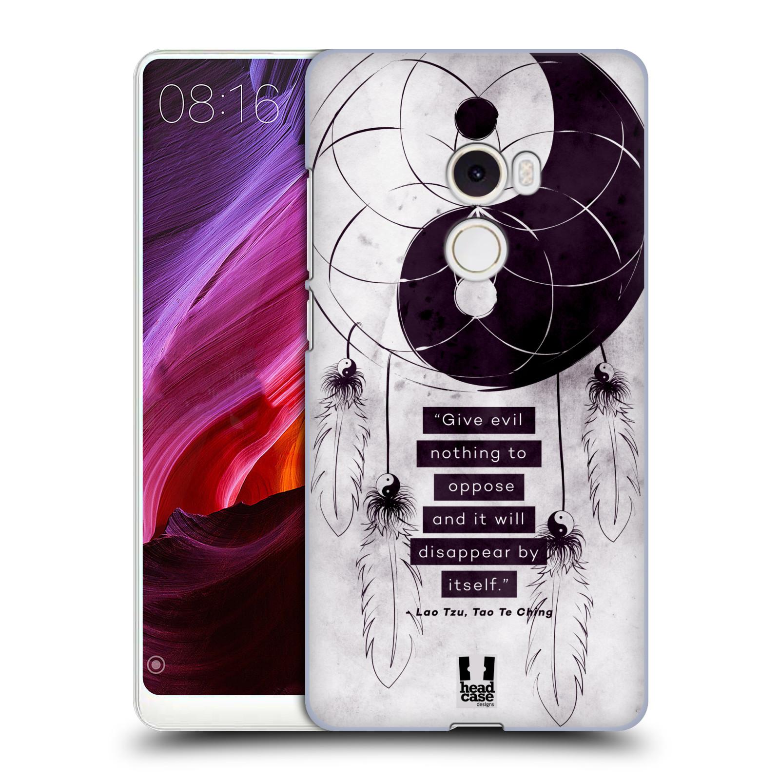 Plastové pouzdro na mobil Xiaomi Mi Mix 2 - Head Case - Yin a Yang CATCHER
