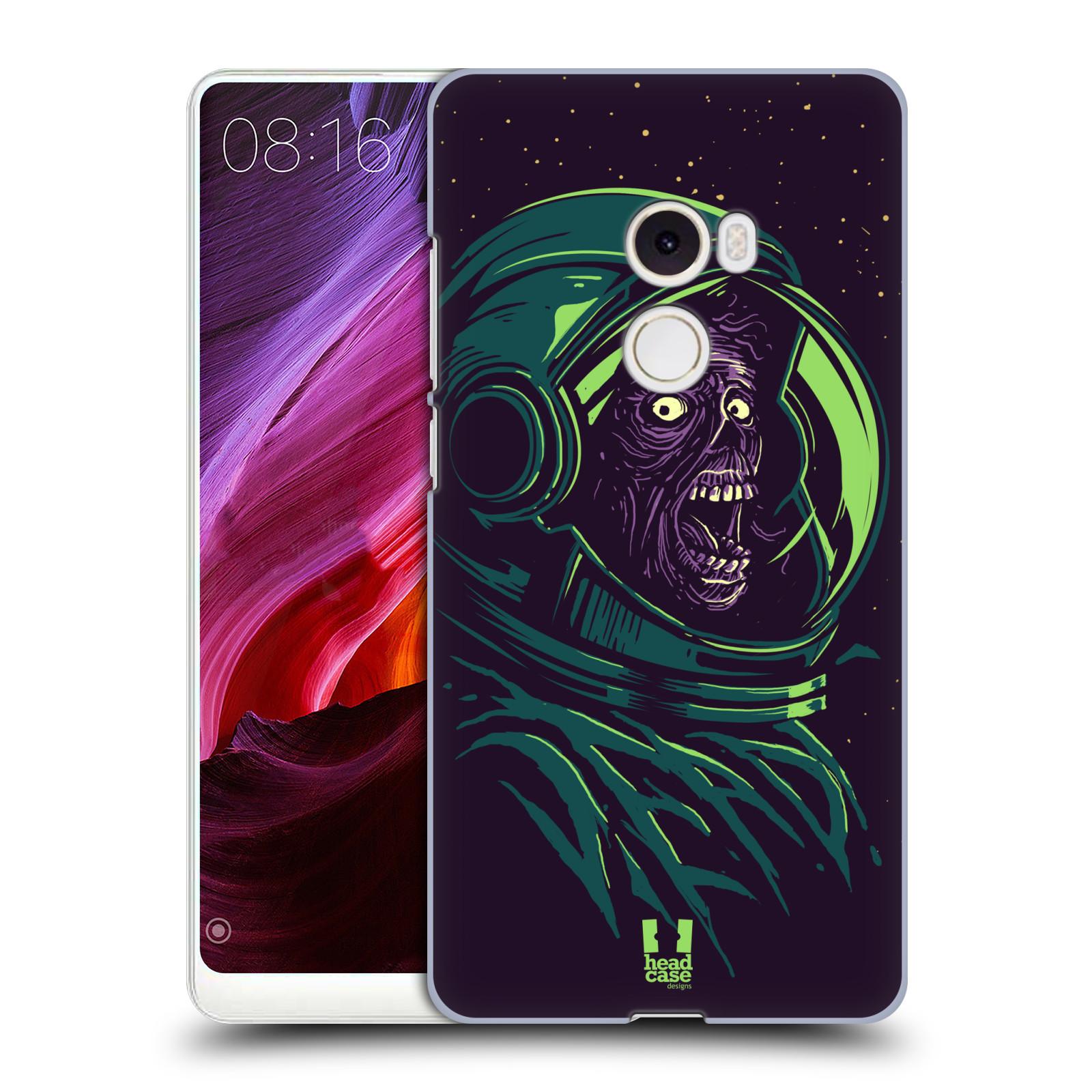 Plastové pouzdro na mobil Xiaomi Mi Mix 2 - Head Case - ZOMBIE VESMÍR