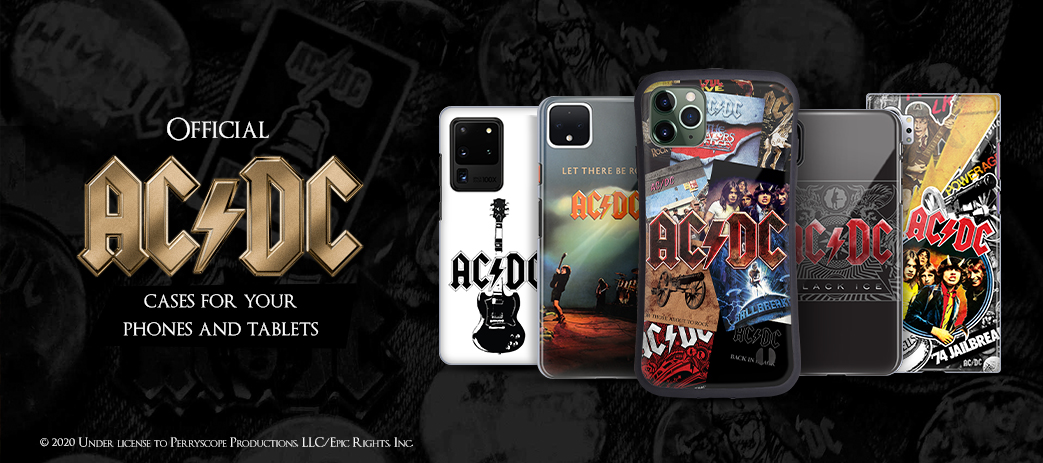 acdc phone case iphone 7