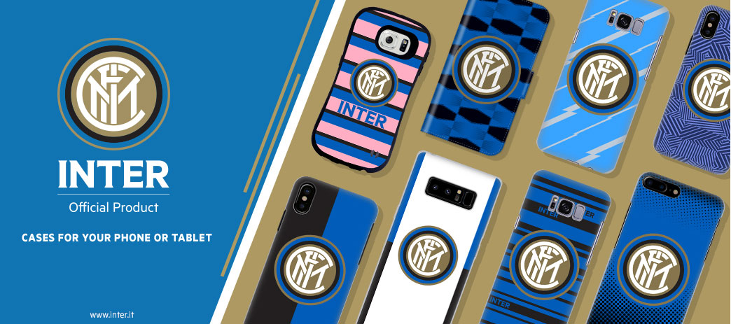 Show Your True Colours With This Great Looking Official F.C. Internazionale  Milano Case. You Can Choose From A Variety Of Inter Designs To Show Your  Love ...