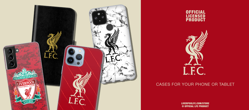 iphone xs liverpool case